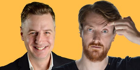 Berlin: Comedy Happy Hour mit Jochen Prang & Florian Simbeck  Tickets