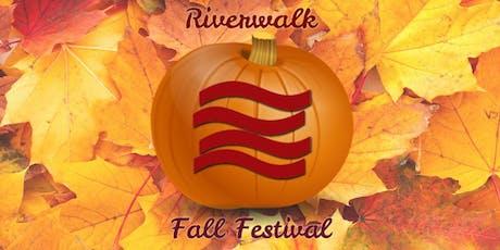 Riverwalk Fall Festival tickets