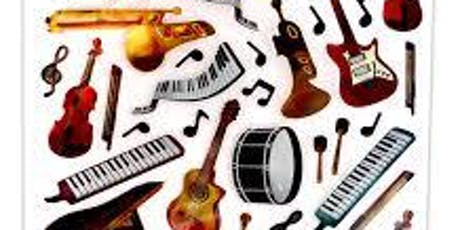 Music Workshop with Fun Time Harmonies tickets