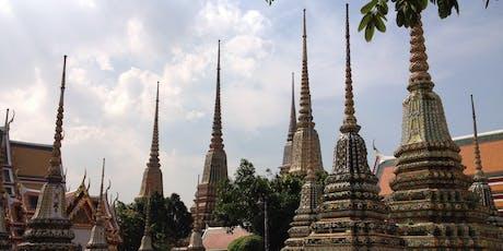 Introduction to Thai Massage Workshop tickets