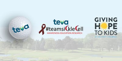 Teva Charity Golf Outing-Sickle Cell Research at Cinti. Children's Hospital.