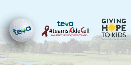 Teva Charity Golf Outing-Sickle Cell Research at Cinti. Children's Hospital. tickets