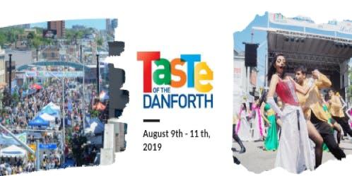 Taste of the Danforth