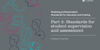 Introducing Standards for Student Supervision and Assessment (SSSA)