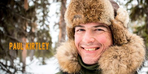 An Evening With Paul Kirtley and the Wilderness Bushcraft Society