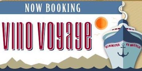 Vino Voyage Wine Education Class - WEDNESDAY CLASS tickets