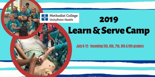 Methodist College Learn and Serve Summer Camp: Group 1