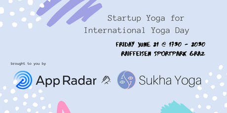 Startup Yoga tickets