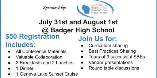 2019 SBE Summer Advisor Academy