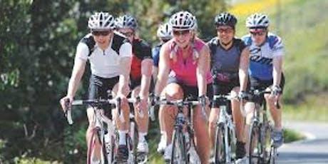 Vistage bike ride tickets