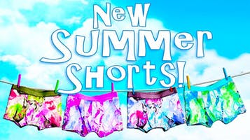 2019 New Summer Shorts