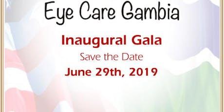 Eye Care Gambia Inaugural Gala tickets