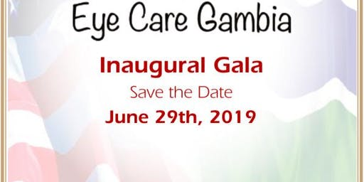 Eye Care Gambia Inaugural Gala