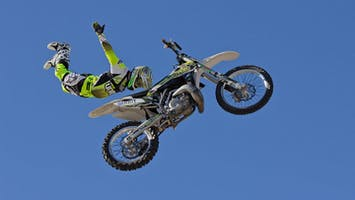 X-treme Freestyle Moto-X