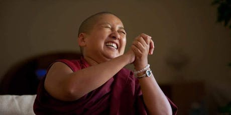 Khandro Rinpoche in Boston  Aug,13,14 Tue/Wed evenings  Wilson Chapel  tickets