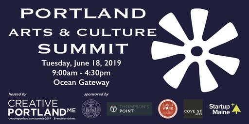 Portland Arts & Culture Summit