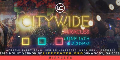 City Wide Miracle Service