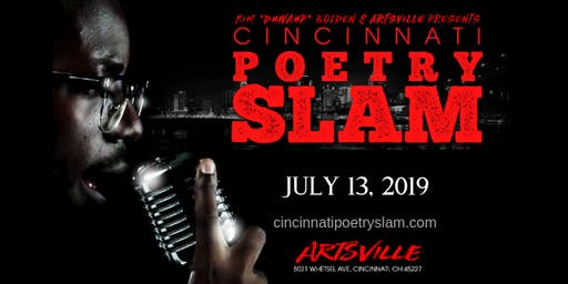 CINCINNATI POETRY SLAM - VI