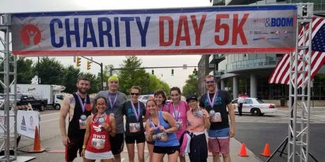 Join the Columbus Gives Back Charity Day 5k Team! tickets