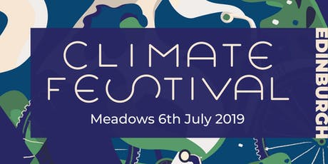Edinburgh Climate Festival 2019 tickets