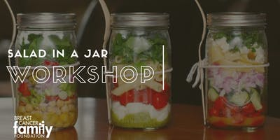 Salad in a Jar Workshop