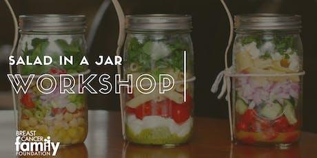 Salad in a Jar Workshop tickets