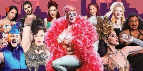 Fantastique: Burlesque Brunch! tickets
