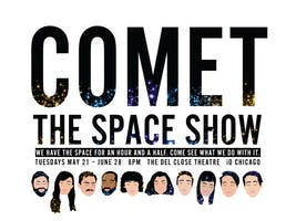 The Space Show w/ Comet