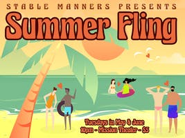 Stable Manners Presents: Summer Fling feat. TBD