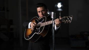 The Man In Black: Johnny Cash Tribute