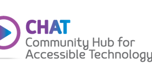 CHAT - How Assistive Technology can be the ticket to Work for people with disabilities?