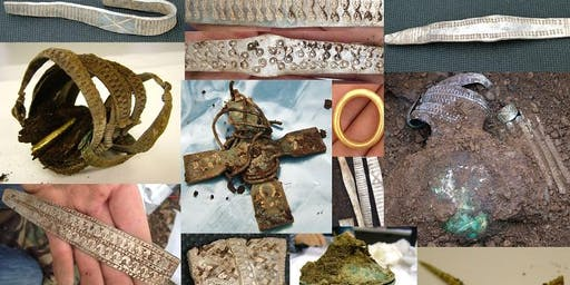Excavating the Galloway Hoard