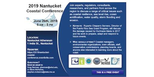 2019 Nantucket Coastal Conference