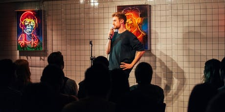 Alex Camp - Live in Brighton - Stand Up Comedy tickets