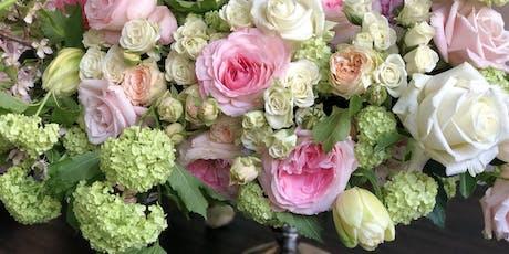 Millstone Flowers Design Workshop tickets