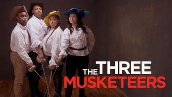 """""""The Three Musketeers"""""""