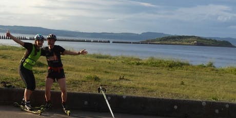 Cramond Roller Ski Session - July 14th tickets