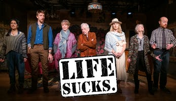 """Life Sucks."""
