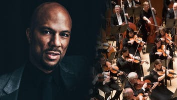 Common with the Atlanta Symphony Orchestra