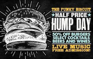 Half Price Hump Day Featuring Brian Trew & Brian Bolen (Uproot Hootenanny)