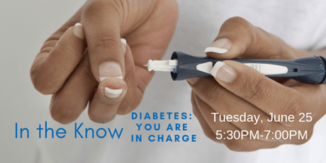 In the Know: Diabetes tickets