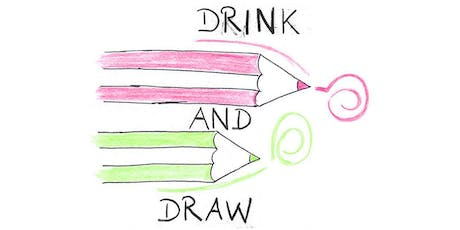 BAPLA Drink and Draw Social tickets