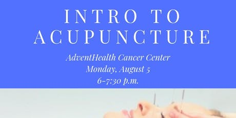 INTRO TO ACUPUNCTURE-AdventHealth tickets
