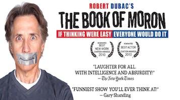 """Robert Dubac's The Book Of Moron"""