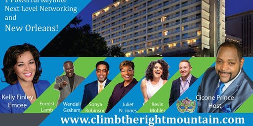 Are You Climbing The Wrong Mountain Summit 2019