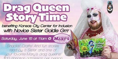 CoFS Drag Queen Story Time