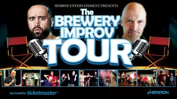 the BREWERY IMPROV TOUR