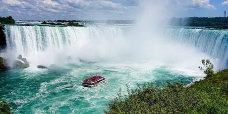 Excursion #3 : Chutes de Niagara  tickets