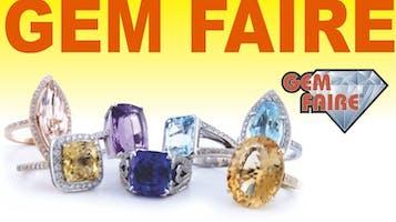 Gem Faire @ Shasta District Fair & Events Center