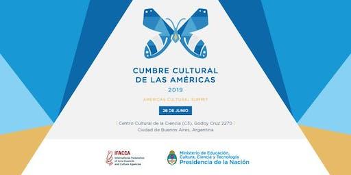 Cumbre Cultural de las Américas